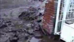 2003 debris flow in Devore, CA