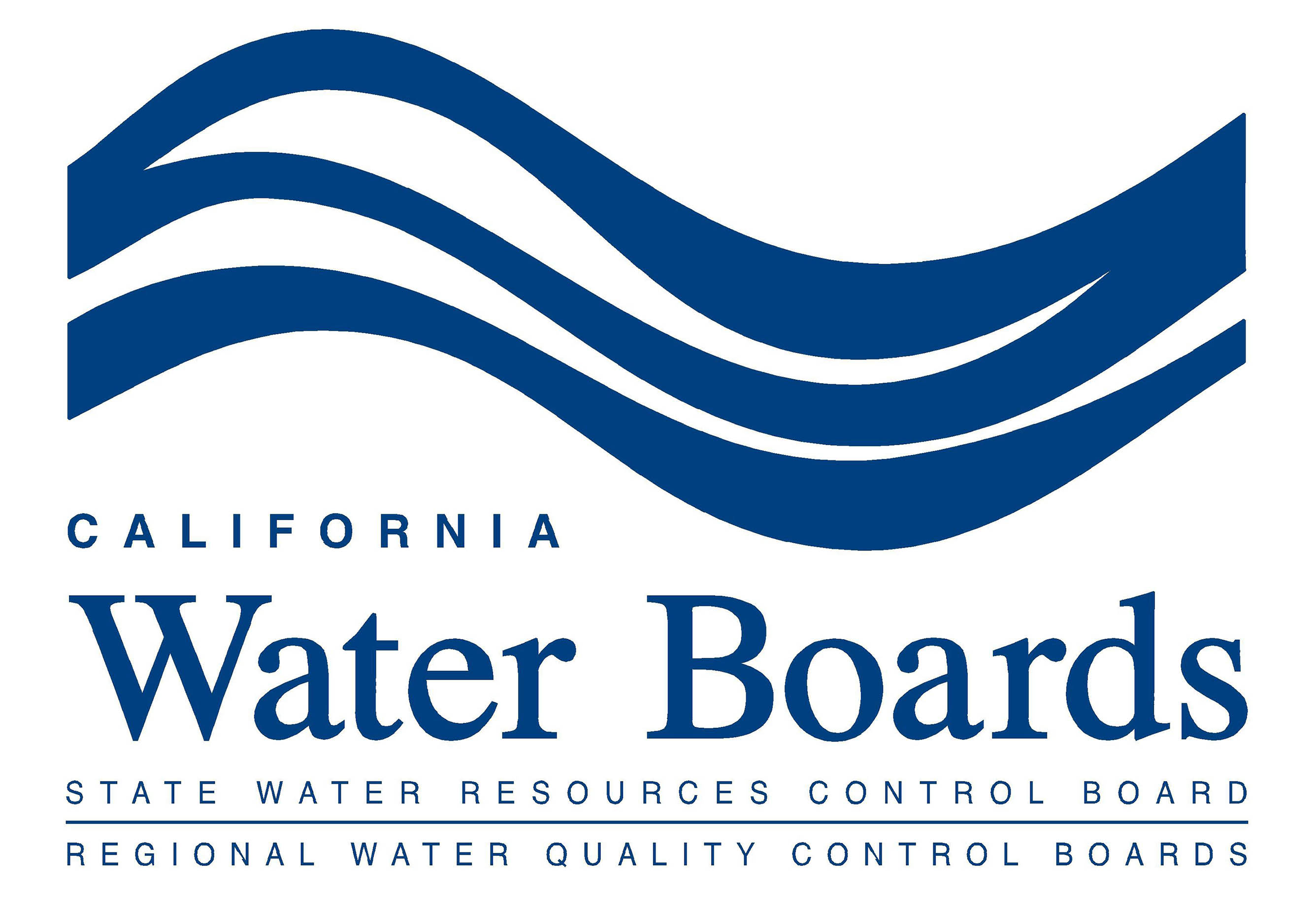 California State Water Resources Control Board logo