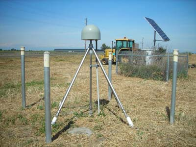 Photo of CGPS Station P303