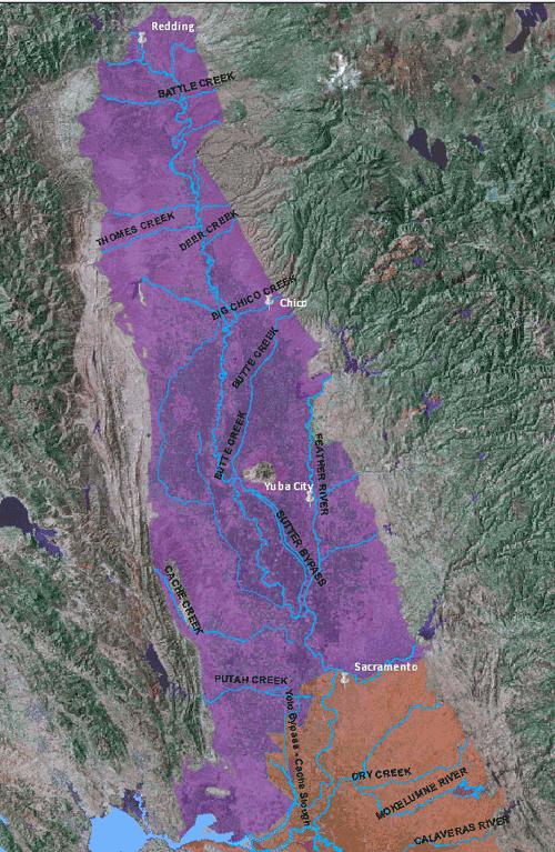 Sacramento Natural Resources