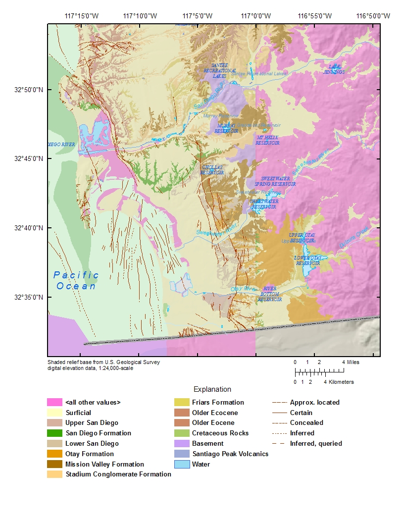 usgs geology report Usgs astrogeology science center works with nasa and space-science communities to integrate planetary maps, geology, and  et al, 2002, report of the iau/iag.