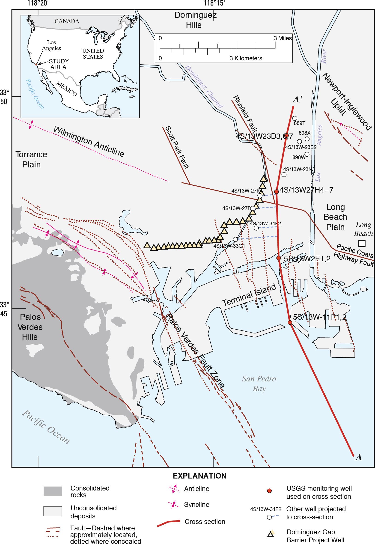Seawater Intrusion SGMA
