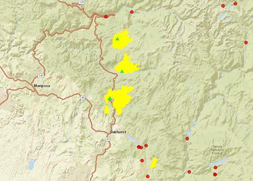 Wildfires and Water | USGS California Water Science Center on